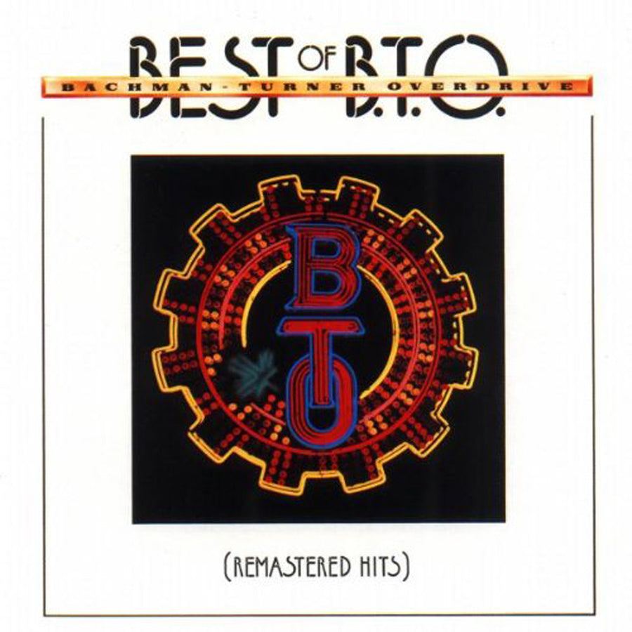 BTO Best Of (So Far) CD