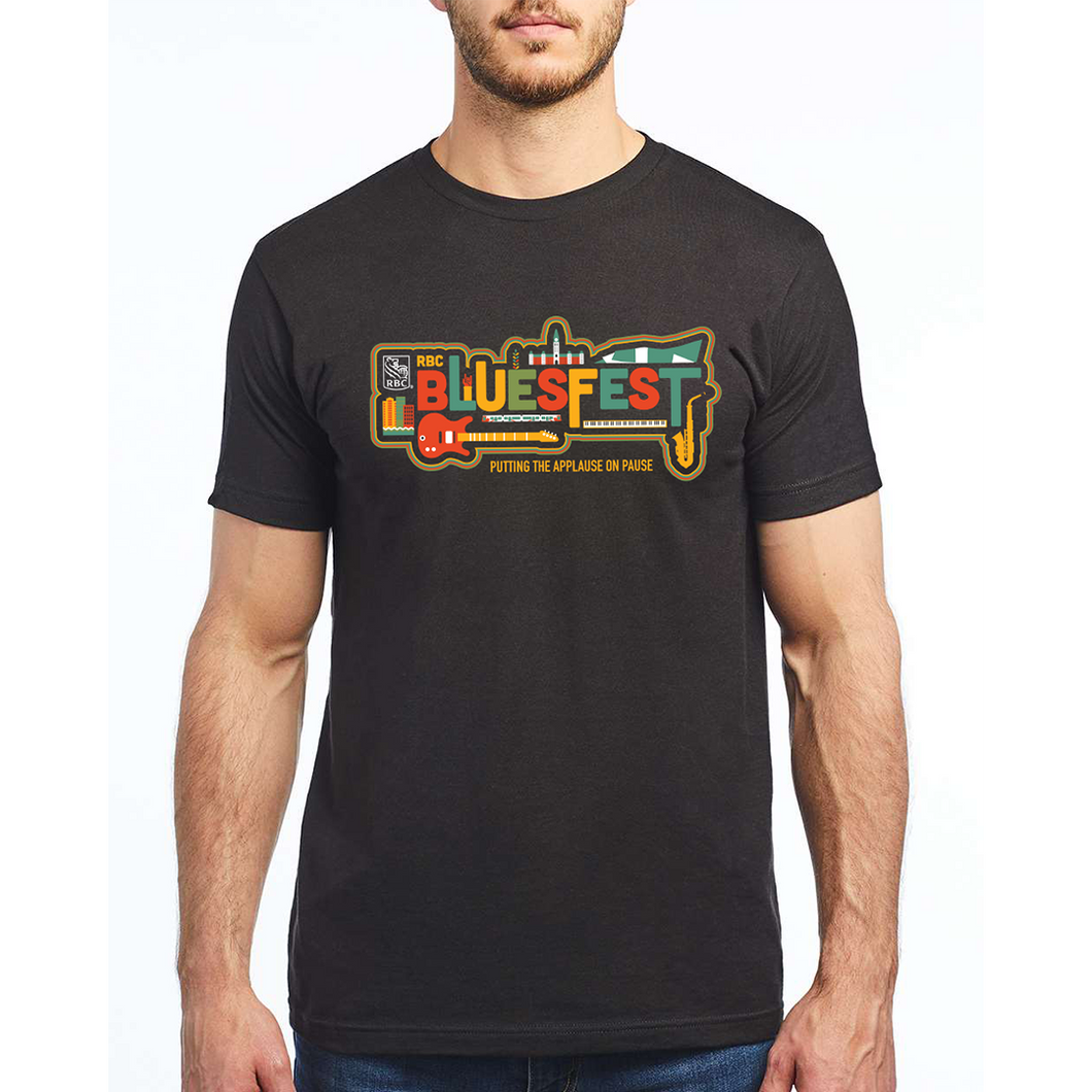 RBC Bluesfest 2020 Gap Year Tee