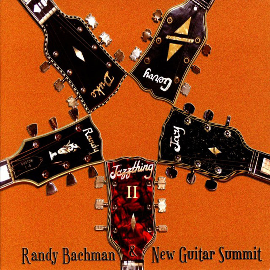 Jazzthing II: New Guitar Summit (2004)