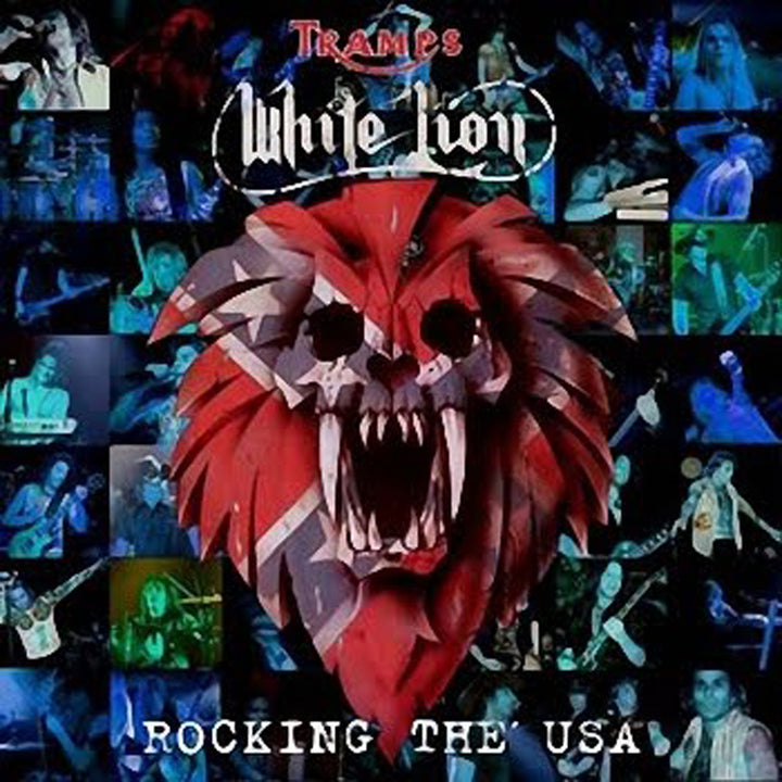 WHITE LION - Rockin' In The USA (2005)