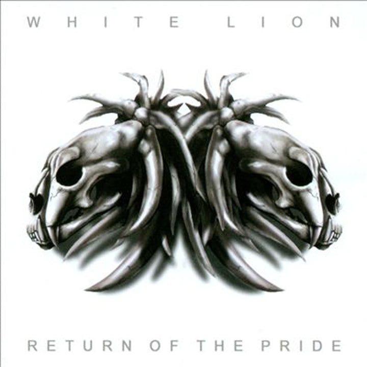 WHITE LION - Return Of The Pride (2008)