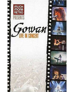 Live In Concert DVD (1990)