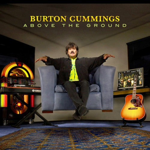 Above The Ground CD/DVD (2010)