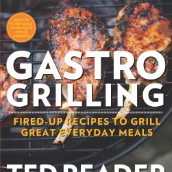 BOOK Gastro Grilling SIGNED