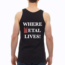 Load image into Gallery viewer, Classic Logo Unisex Tank Top