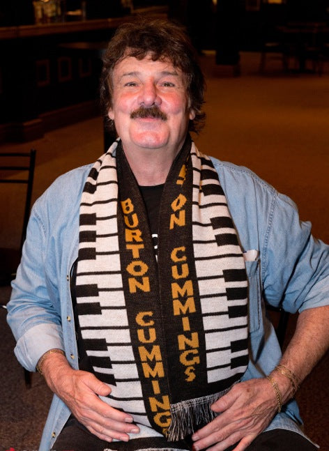 "The ""Famous"" Piano Scarf"