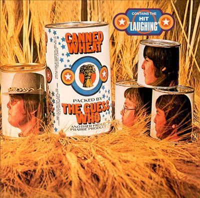THE GUESS WHO Canned Wheat CD (1969)