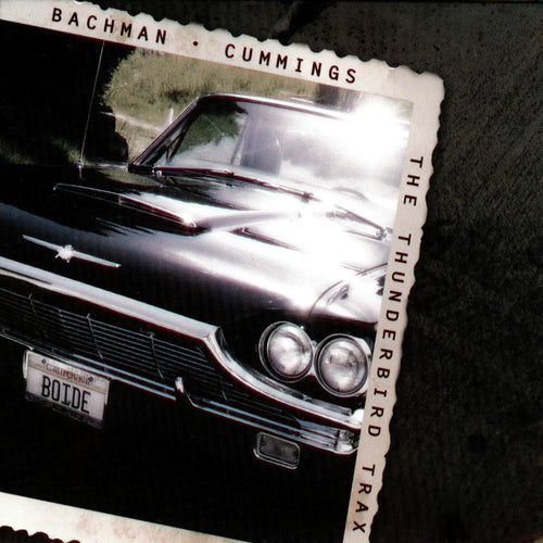 BACHMAN-CUMMINGS Thunderbird Trax CD (1987)