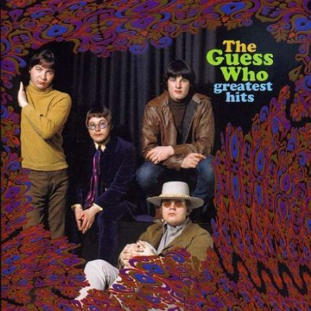 THE GUESS WHO Greatest Hits CD (1993)