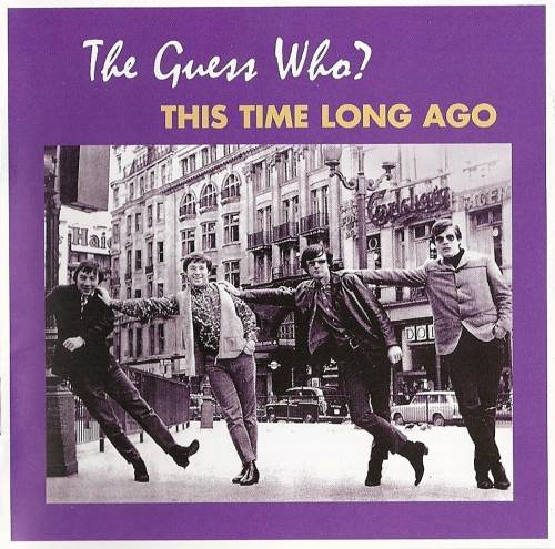 THE GUESS WHO This Time Long Ago CD (1968)