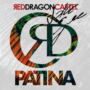 Patina CD (2018) SIGNED