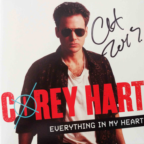 Everything In My Heart: The Singles CD (2019) - SIGNED