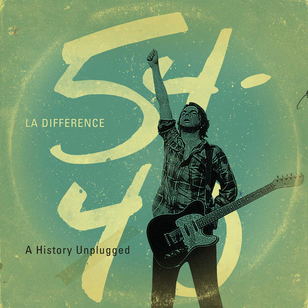 La Difference A History Unplugged CD (2016)
