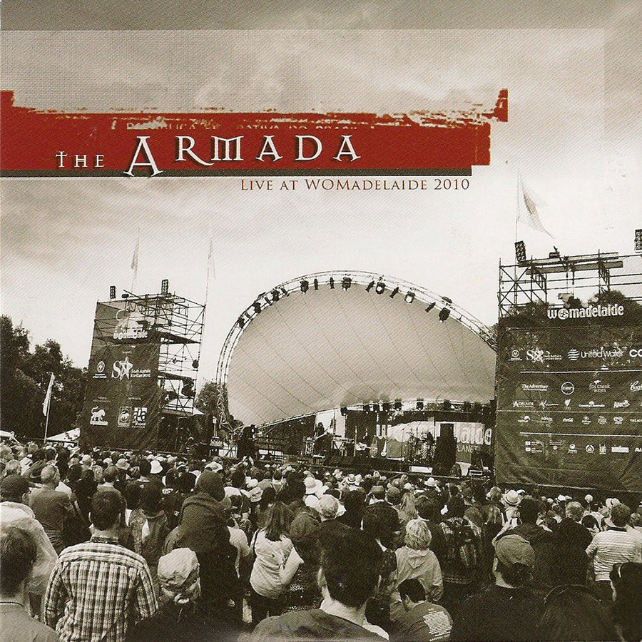 Live At Womadelaide Festival CD (2010)