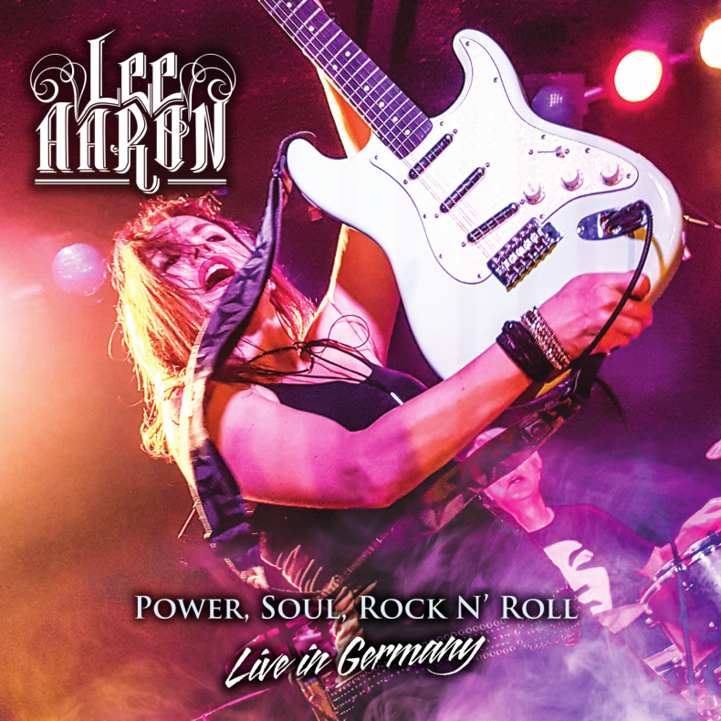 Power, Soul, Rock N' Roll – Live In Germany CD/DVD (2019) SIGNED