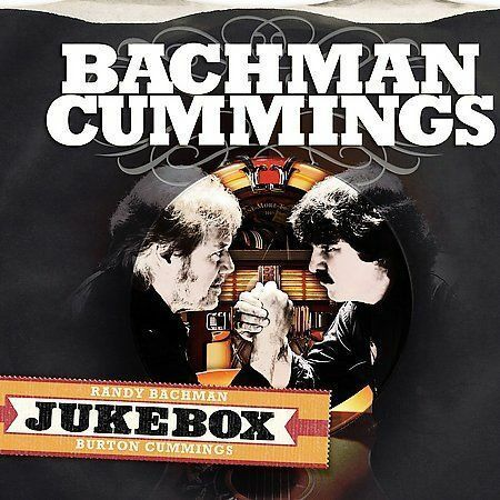 BACHMAN - CUMMINGS Jukebox Deluxe CD/DVD (2007)