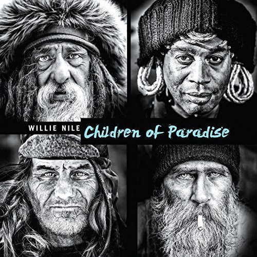 Children Of Paradise CD (2018)
