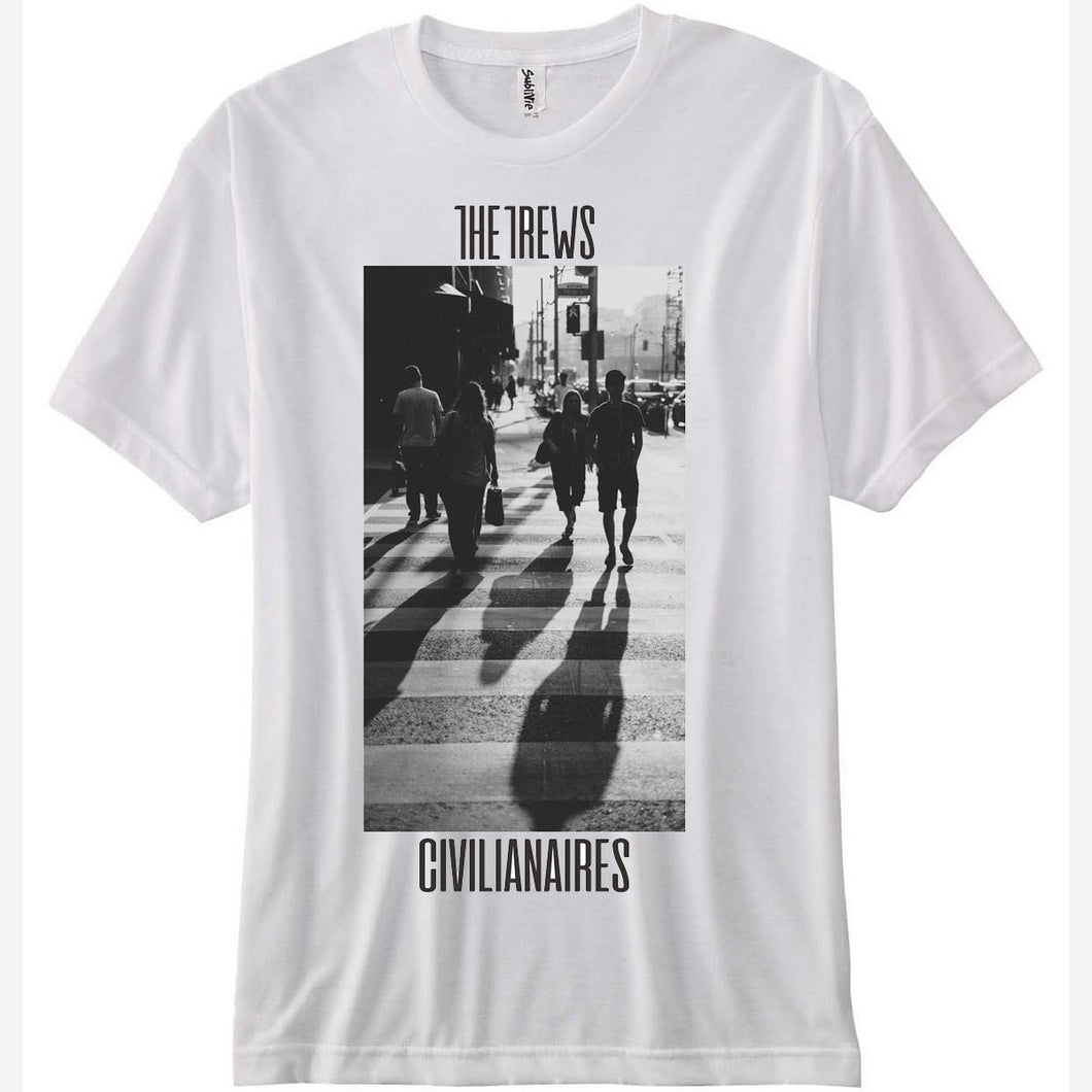 Civillionaires Album Cover T