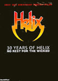30 Years Of Helix DVD (2004) SIGNED