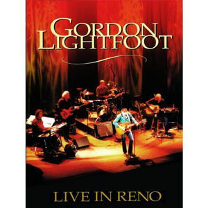 DVD Live In Reno (2000)