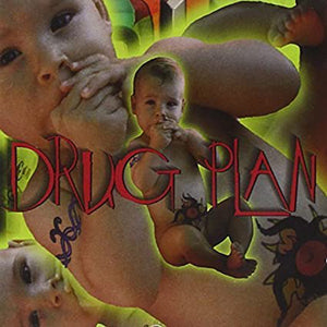 Andy Curran - Drug Plan (1999) CD - SIGNED