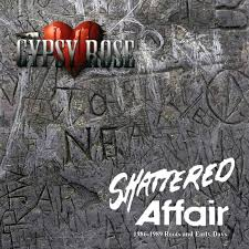 Shattered Affair CD (1986-1989)