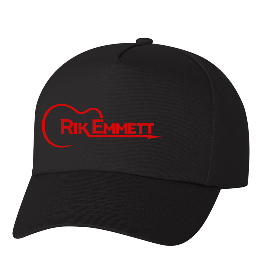 Guitar Logo Ball Cap