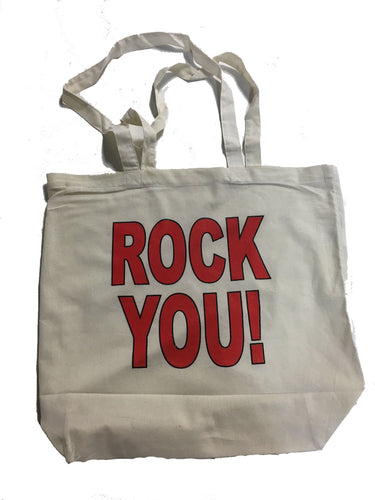 Rock You! Tote Bag