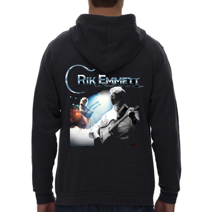 Then Again Photo Hoodie