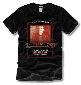 50th Celebration Massey Hall Event  Mens T