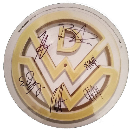 Time To Win Vol 2 Picture Disc LP (2011) - SIGNED