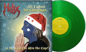 "All I Want For Christmas 7"" (2012) SIGNED"