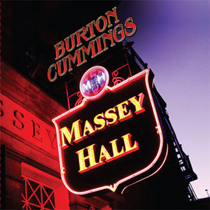 Massey Hall CD (2012) SIGNED