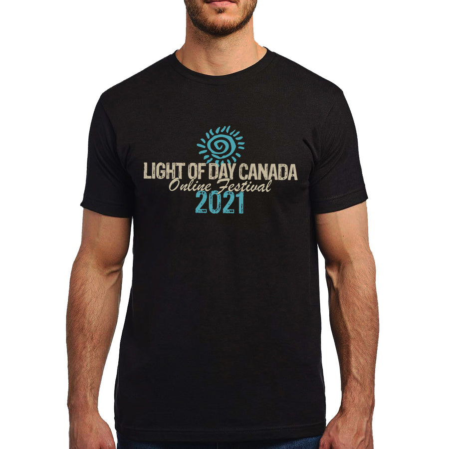 Light Of Day Mens Event T