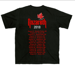 Skull Feather Tour T