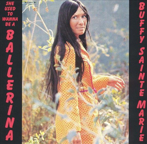 She Used To Wanna Be A Ballerina CD (1971)