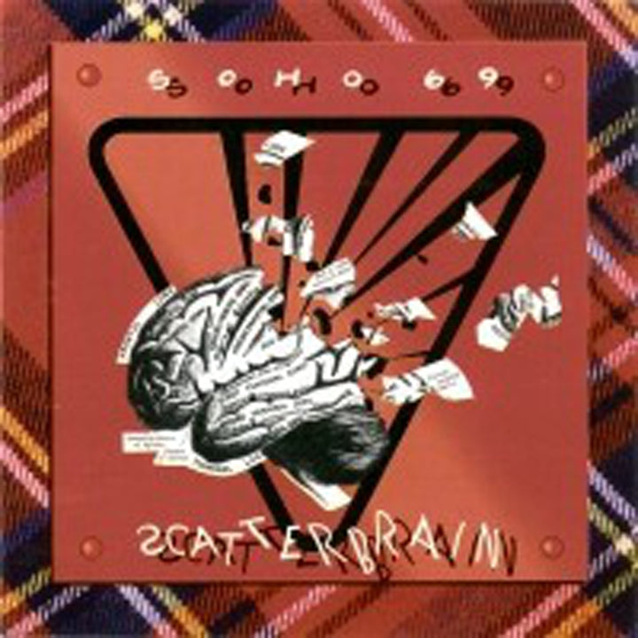 Soho 69 - Scatterbrain (1993) CD