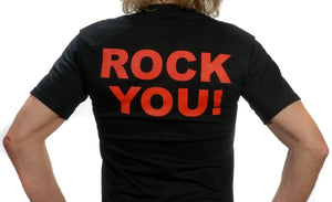 Classic Logo Rock You T (*)
