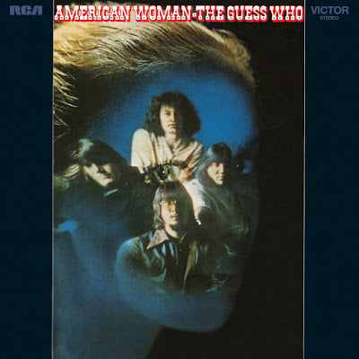THE GUESS WHO American Woman CD (1970) Deluxe Expanded