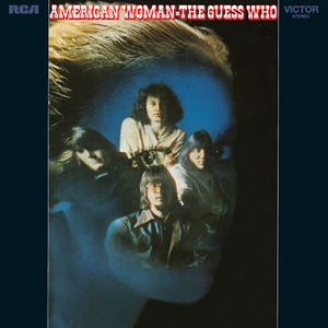 THE GUESS WHO American Woman (1970)