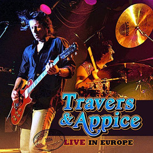 & Appice - Live in Europe CD (2004/2014) SIGNED