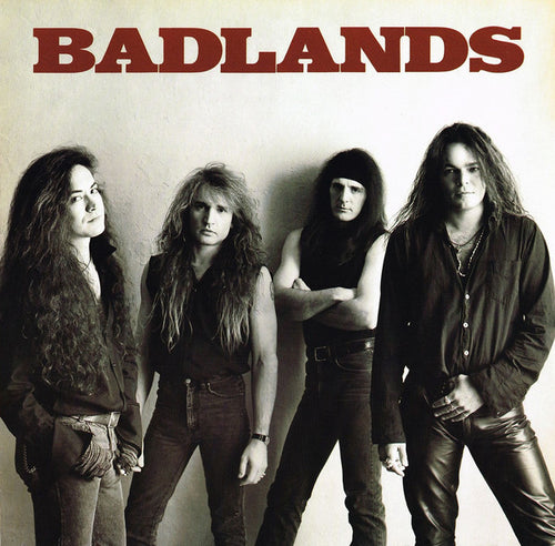 Badlands - Badlands CD (1989)