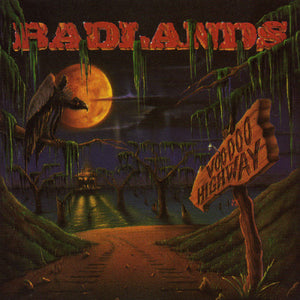 Badlands - Voodoo Highway CD (1991)