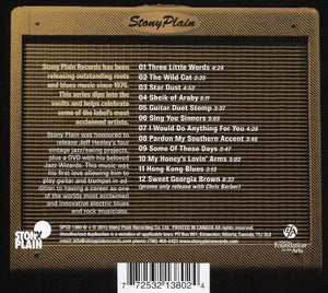 Best Of Stony Plain Years CD (2015)