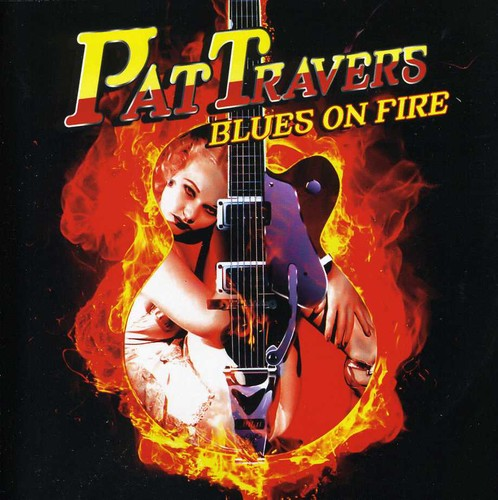 Blues on Fire CD (2012) SIGNED
