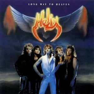Long Way To Heaven CD (1985) SIGNED