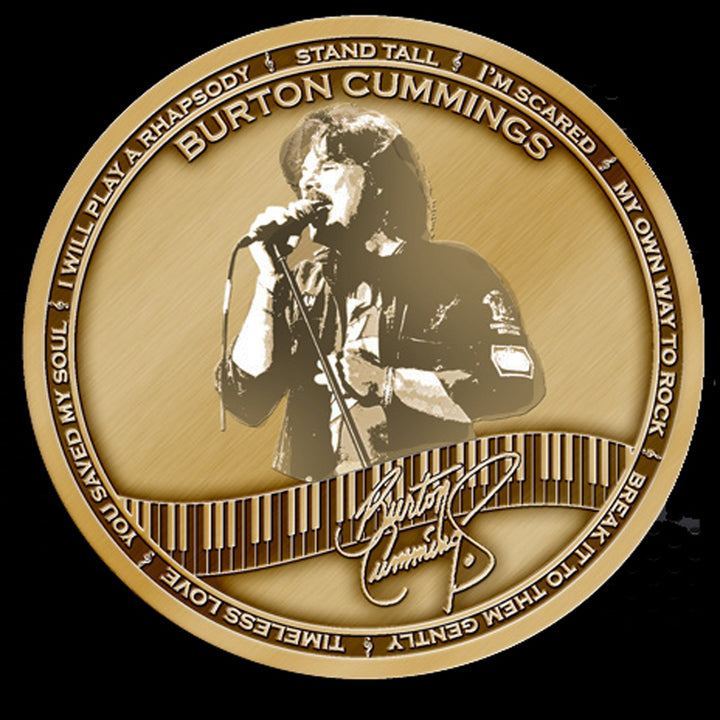 70th Birthday Coin - Limited Edition Collector's Coin