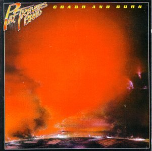 Crash And Burn CD (1980) SIGNED