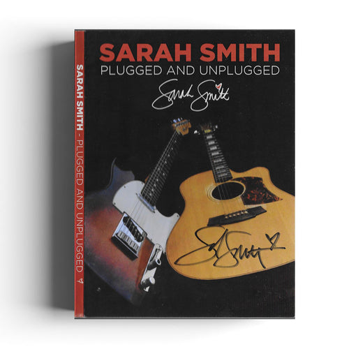 Plugged & Unplugged DVD (2016) SIGNED