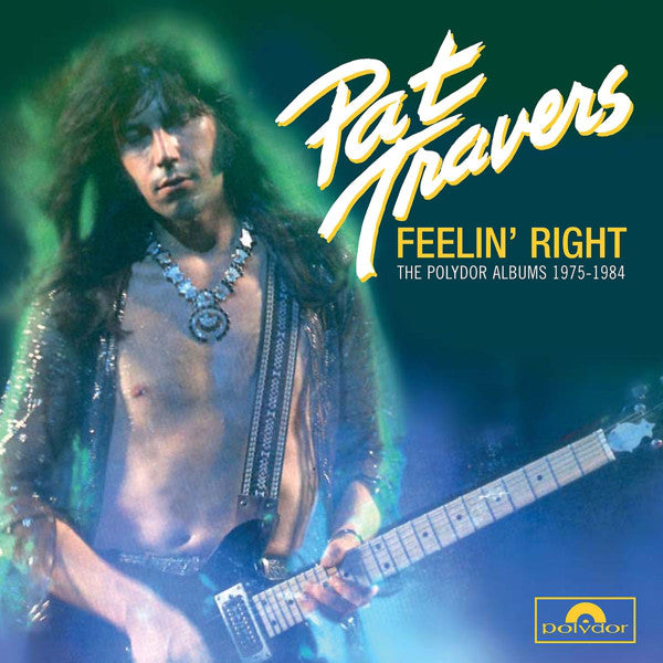 Feelin' Right : The Polydor Years 1975 to 1984 CD SIGNED